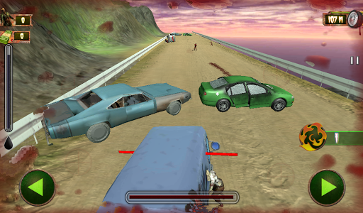 Idle Zombie Games Hunter road driver shooting game 1.4 androidappsheaven.com 2