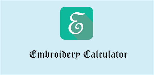 Embroidery Calc app (apk) free download for Android/PC/Windows screenshot