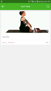 Yoga Routine For Health- screenshot thumbnail