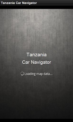 GPS Navigation Tanzania