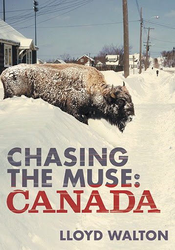 Chasing the Muse: Canada cover