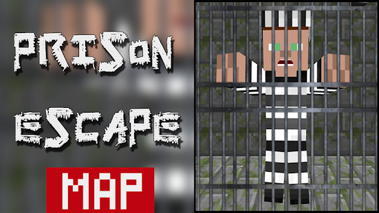 Prison Escape Map for MCPE - náhled