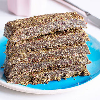 No-Bake Paleo Protein Bars