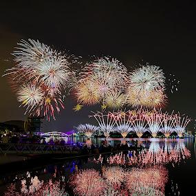France Team - Putrajaya International Firework Competition 2013 by Zaid Zaza - News & Events World Events