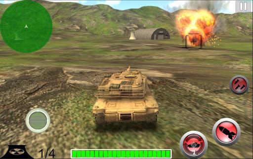 坦克大戰3D