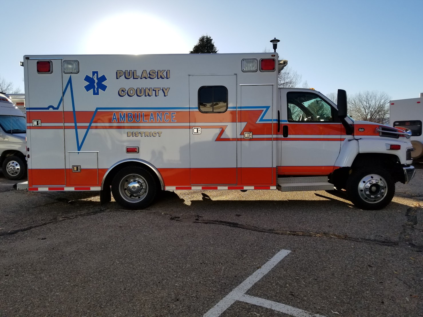 All Chevy chevy c4500 : 2008 Chevy C4500 Ambulances - $12,000 obo each - Only 1 left!!!!!