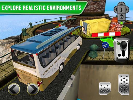 Ferry Port Trucker Parking Simulator apktram screenshots 7