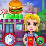 Cookings Games Hamburger icon