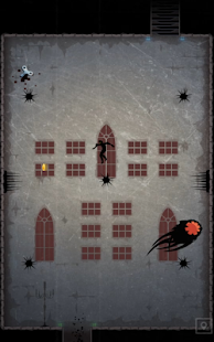 BLACK MANSION : One touch arcade jumper Screenshot