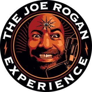 The Joe Rogan Experience logo