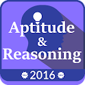 Aptitude and Reasoning icon