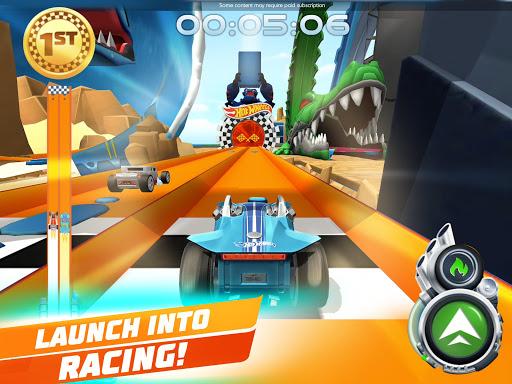 Hot Wheels Unlimited apktram screenshots 18