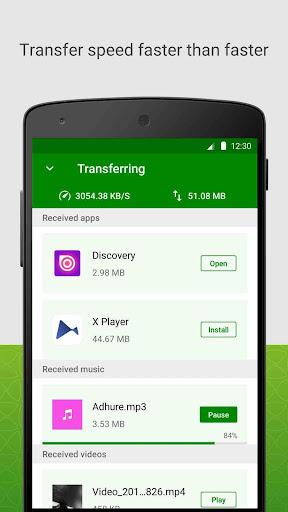 Xender - File Transfer & Share  screenshots 6