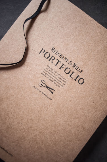 The Portfolio från Merchant & Mills