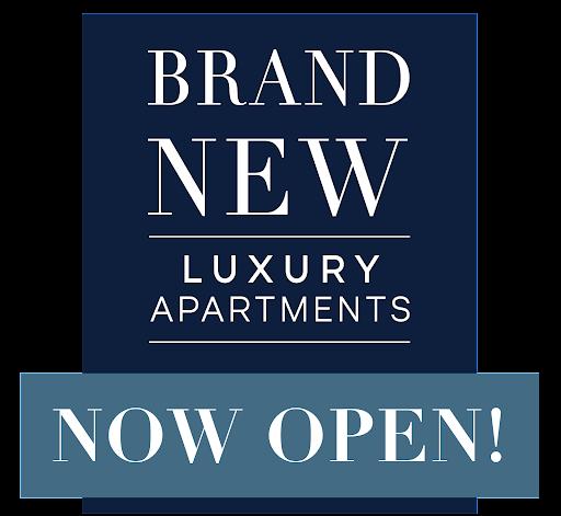 Brand New + Luxury Apartments + Now Open!