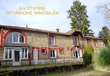 propriété à Saint-Yrieix-la-Montagne (23)