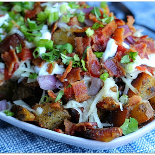 Loaded Breakfast Potatoes.