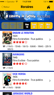 Cinéma Le Familia - Thouars- screenshot thumbnail