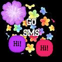 GO SMS - FlowerLove6 icon