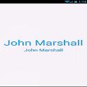 John Marshall icon