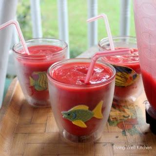 Strawberry Daiquiris.