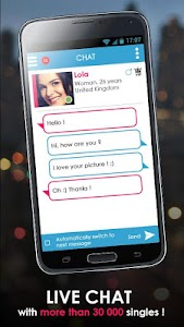 Tchatche : Chat & Dating screenshot 2