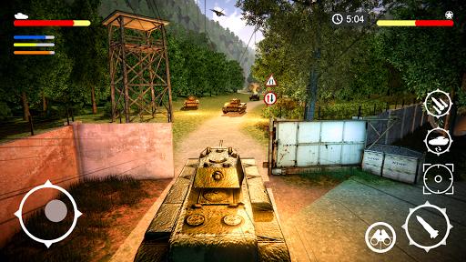 Tank Games 2020 : Tank Battle Free Offline Games screenshots 1