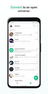 Element Secure Messenger (Riot im) Screenshot