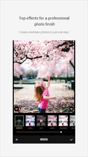 Fotor Photo Editor screenshot 3