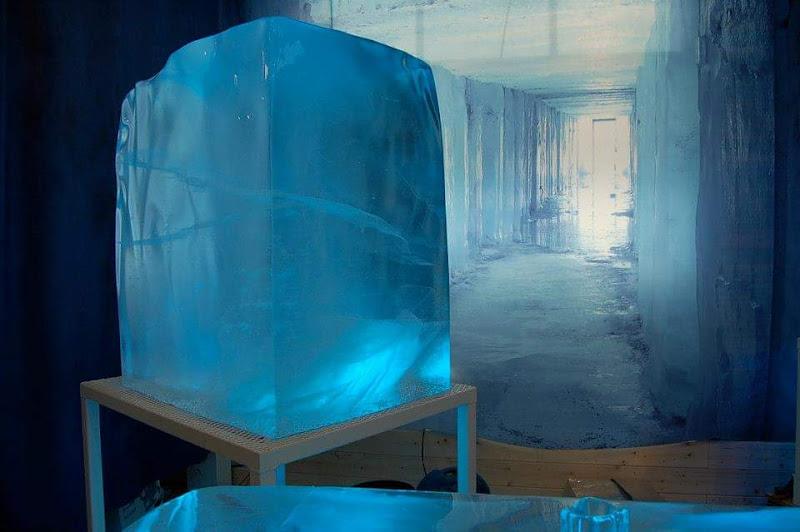 Attraverso il ghiaccio di Mel
