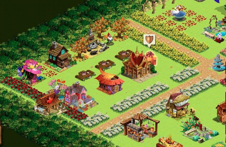 Brightwood Adventures:Meadow Village! screenshot 6