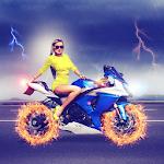 BikeFever - Bike Photo Editor & Photo Frames Icon