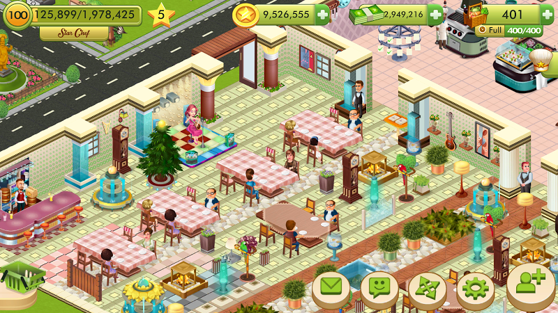 Star Chef: Cooking & Restaurant Game v2.16 (Mod)