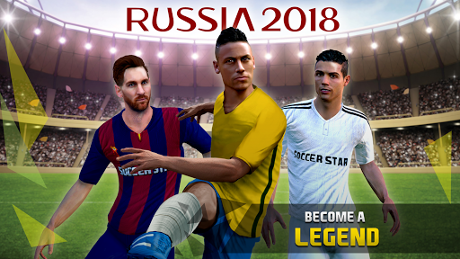 Soccer Star 2018 World Cup Legend: Road to Russia!  screenshots 1