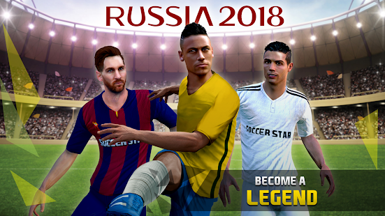 Game Soccer Star 2018 World Cup Legend: Road to Russia! APK for Windows Phone