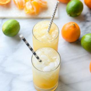 Clementine Cream Sodas