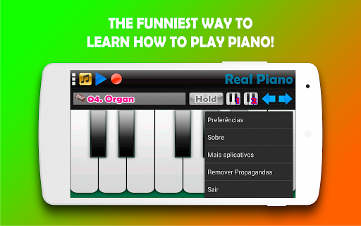 Real Piano - The Best Piano Simulator 3.22 screenshots 4