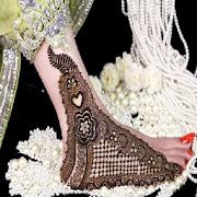 New Foot/Feet Mehndi Designs