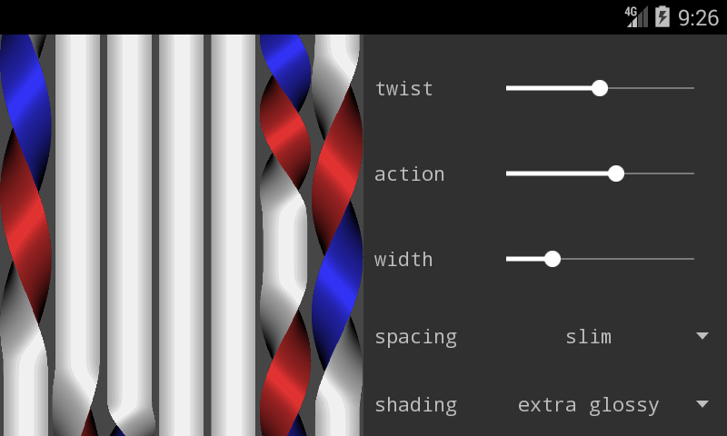 Twist Flux- screenshot