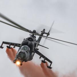 by Marcin Chmielecki - Transportation Helicopters