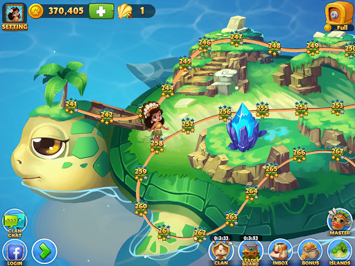 Solitaire - Island Adventure - Tripeaks  screenshots 24