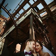 Wedding photographer Darya Garnik (dariazu). Photo of 04.10.2015