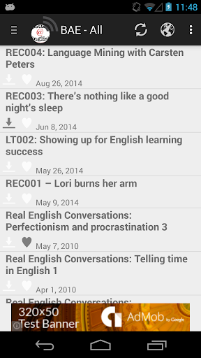 BetterEnglish Learning Podcast