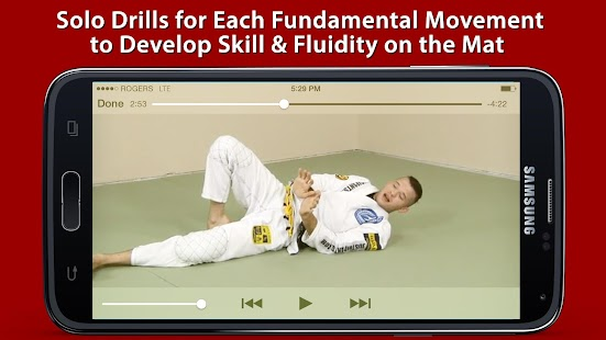 Advanced BJJ Fundamentals - náhled