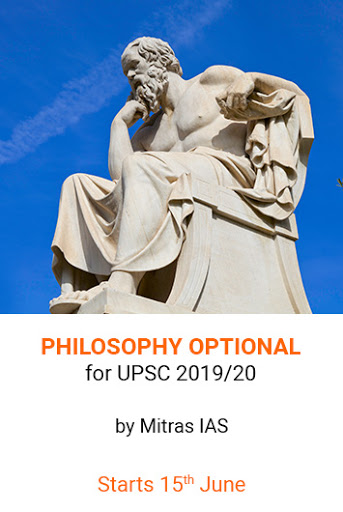 Philosophy Optional By Mitras IAS