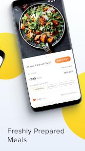 App FreshMenu - Food Ordering App APK for Windows Phone