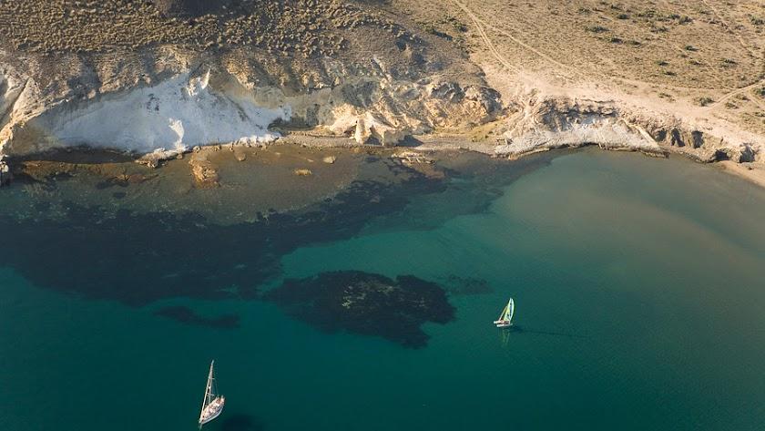 Imagen del Parque Natural Cabo de Gata-Níjar.