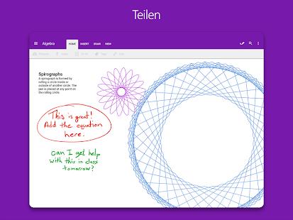 Microsoft OneNote: Notizen speichern und ordnen Screenshot