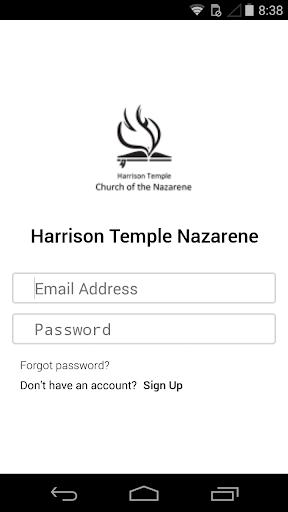 Harrison Temple Nazarene