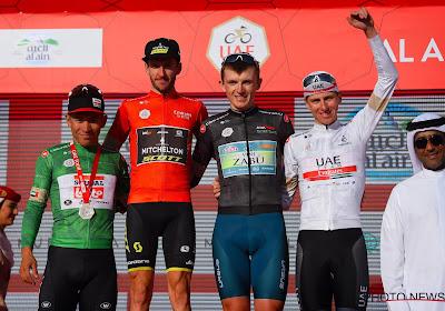 Al eerste koers gereden in Servië: 21-jarige renner van Italiaanse wielerformatie mag juichen